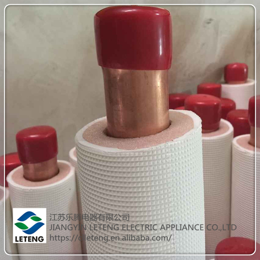 China high quality cheap Pair Insulation Copper Tube