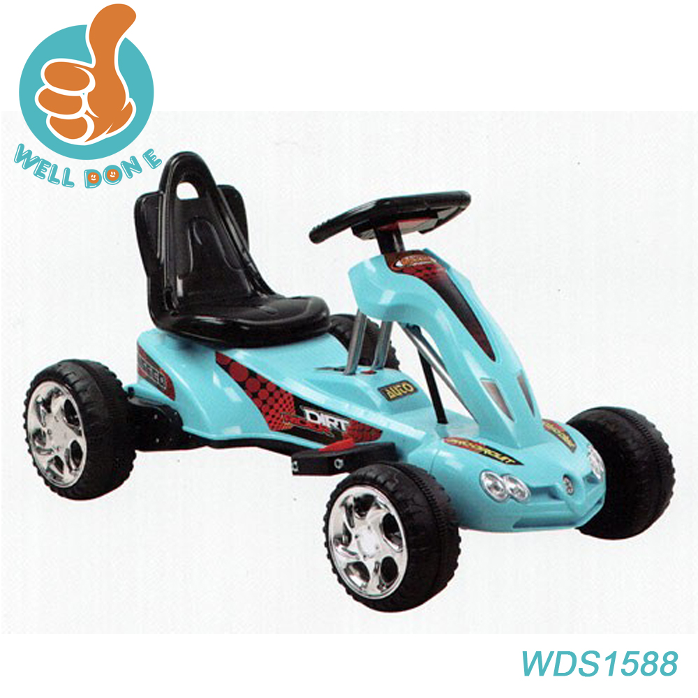 go kart car for sale, kids can ride on and play WDS1588