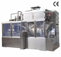 alcoholic beverage carton with spouts packaging machinery (BW-2500)