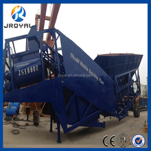 China Good Performance YHZS60 Mobile Concrete Batching Plant Used for Construction Machinery