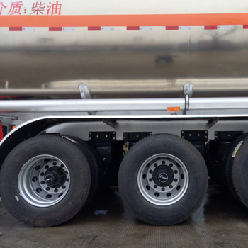 with top quality Chinese factory direct sales fuel semi-trailer