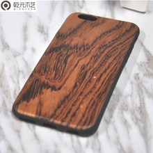 2017 hot new products manufacturer wanted attractive IMD wood grain TPU phone case