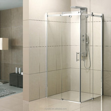 high quality square silding door shower enclosure cubicle