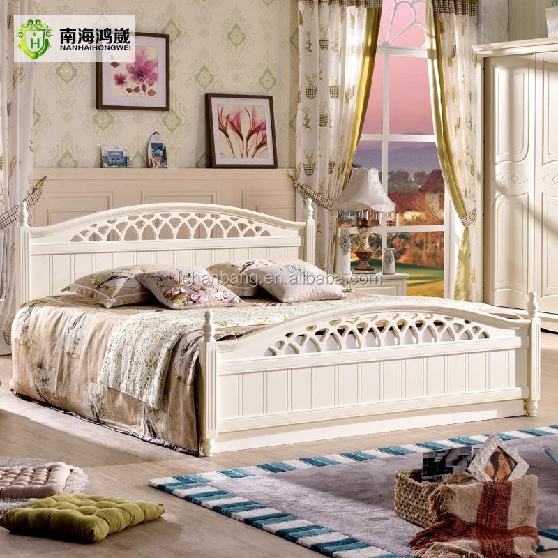 Modern China Foshan Malaysia Mdf Wooden Bedroom Furniture