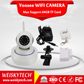 Weisky 2017 popular models New products 2cu/yoosee wifi ip camera Promotion personalized wireless Pan/Tile mini camera wifi