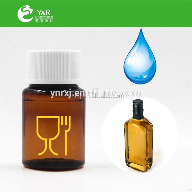 Soft Drink Whisky Food Flavoring Liquid Concentrate For Drinks
