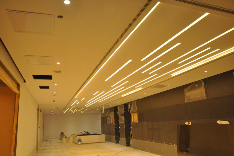 European Standard Modern Design Recessed Linear Lighting