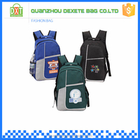 High quality cheap traveling colorful promotional backpack