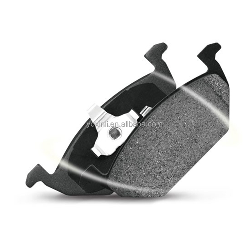 Ferodo FDB1094 Low Steel Disc Brake Pad Set