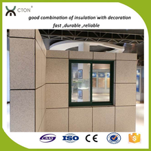 prefab house insulation decorative sandwich wall panles