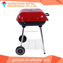 New Arrival Portable Hamburger Charcoal Grill, Outdoor Grill