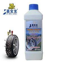 Adhesive product fix a flat tire liquid tire repair sealant 1000ml