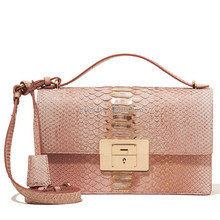 China snake genuine leather handbags designer bags handbags women famous brands luxury brand handbags fer150527-2