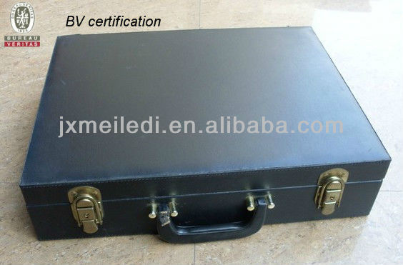 PU leather aluminum tool case MLD-AC313