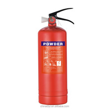 Car use 3kg dry chemical powder fire extinguisher, SASO/kit/SGS approved