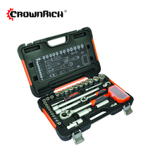 Various styles 64PCS mechanic box spanner socket set with case price