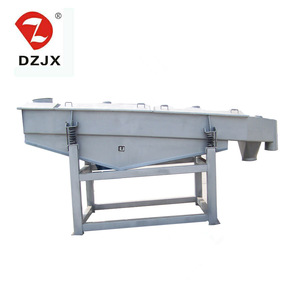 Hot sale dewater Vibrating Screen for river sand