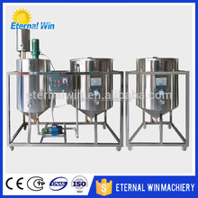 energy saving portable oil refinery