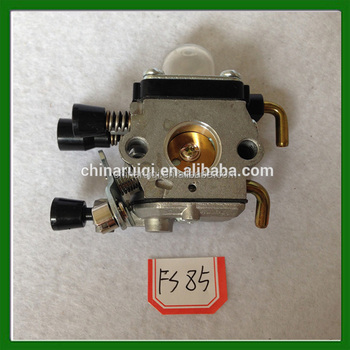 Petrol STl chainsaw FS85 carburetor good quality from china