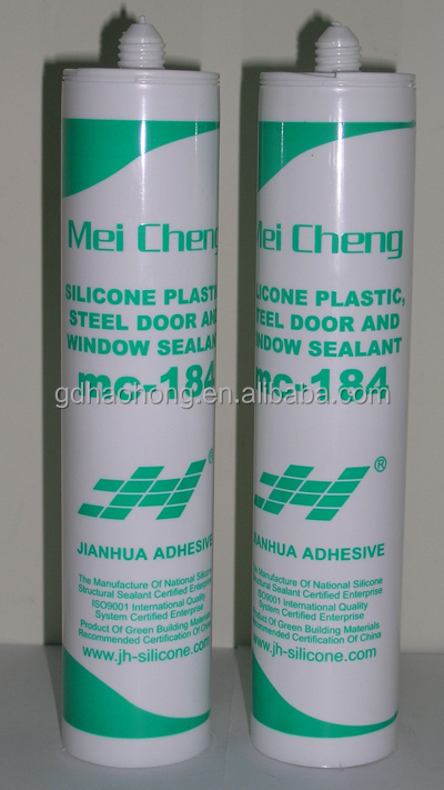 window door silicone gum