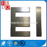 Cold Rolled Electrical Silicon Steel Sheet EI Transformer Laminations
