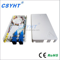 ftth 4f indoor fiber optic termination box