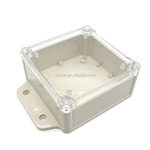 Outdoor Waterproof ABS Plastic Electrical Enclosure Case