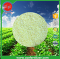 wall flower formulation foliar fertilizer of npk 35-10-10+te