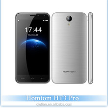 New arrival Original Smart Phone HOMTOM HT3 PRO with 5.0inch IPS HD 2GB RAM 16GB ROM 4G MTK6573 Quad core Phone