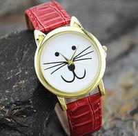 spot cat hot Geneva quartz watch male spot wholesale watches