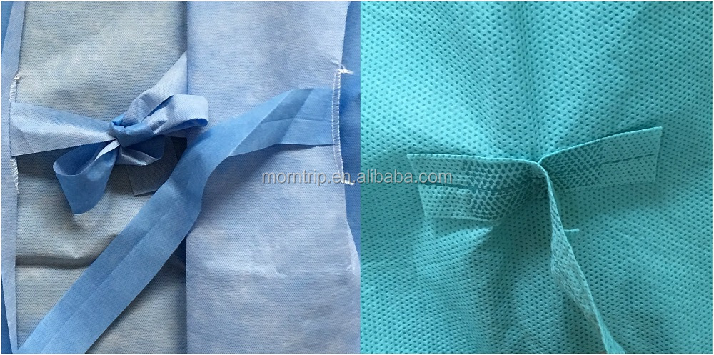 Disposable surgical gown tie type.jpg