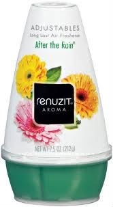 Wax Room Renuzit Adjustable Air Freshener, After The Rain 7.5oz (sap)