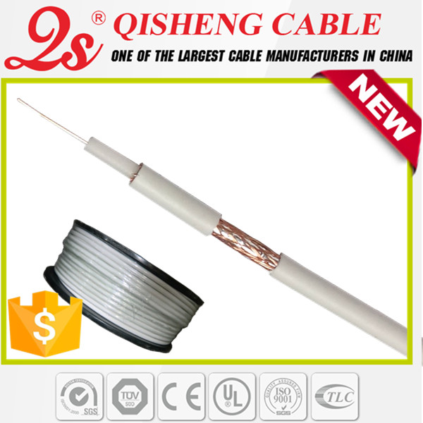 HOT!!!good quality coaxial cable colored cable rg6