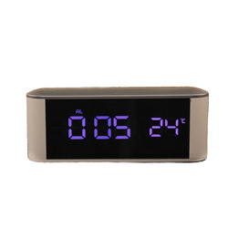 Touch Screen Retro Digital LCD Hygro-thermometer Display In Out Hygrometer Thermometer Hygrometer Temperature Humidity Meter