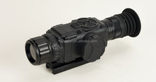 thermal night vision weapon sight for hunting with 35mm lens