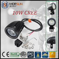 2 Inch 10W led light motorcycle led fog light for motorcycle working flood led lamp motorcyle led work lamp