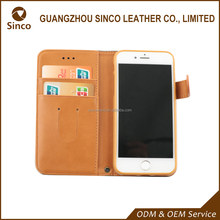 Sandproof dustproof pu leather phone case cover for mobile phone
