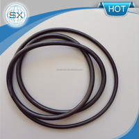 Standard or nonstandard fluorine rubber o ring silicone ring with rubber material