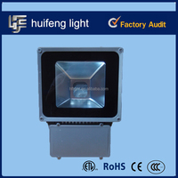 High lumen 100 watt led flood light with Meanwell driver