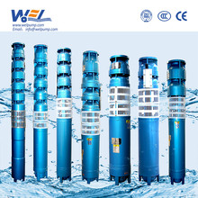 3 phase vertical multistage submersible water pump high capacity