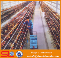 broiler poultry farm shed design / layer egg chicken cage/poultry farm house design