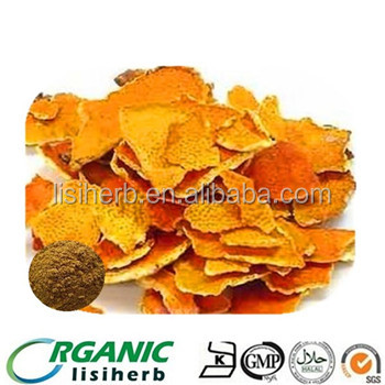Dried Tangerine peel Extract Powder