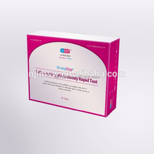ISO Salmonella Typhoid Diagnostic Rapid Test