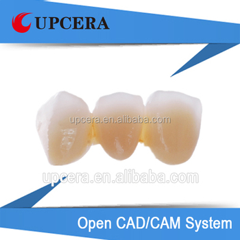 Multilayer Dental Zirconia Blank Top Translucent Low Radioactive