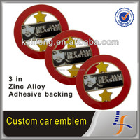 Unique car badges auto emblems
