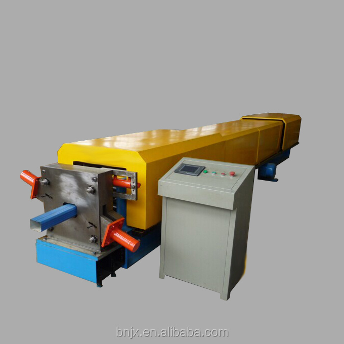 Drain pipe elbow aluminum downspout roll forming machine Water down pipe elbow making machine