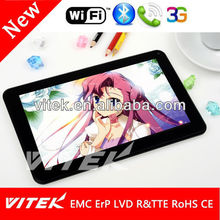 Hot 3G 10.1'' google android 4.2 tablet pc manual