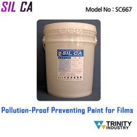 Pollution-Proof Preventing Paint for Films
