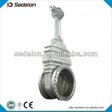 API Soft Resilient Seated Rising Stem Gate Valve