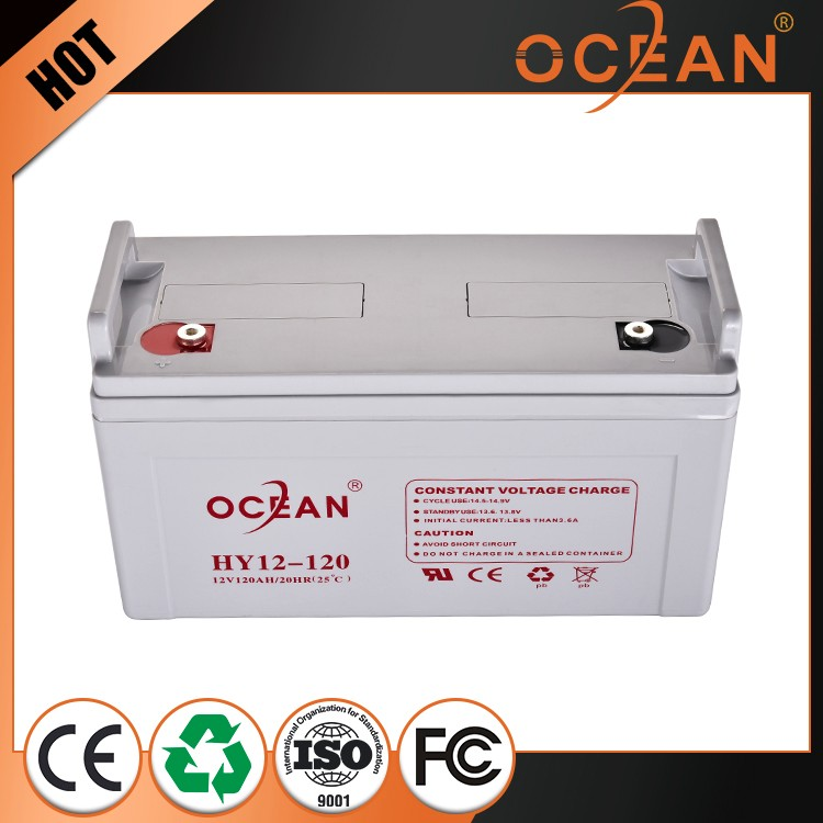 Good selling good quality 12V 120ah new product promotion storage battery for car